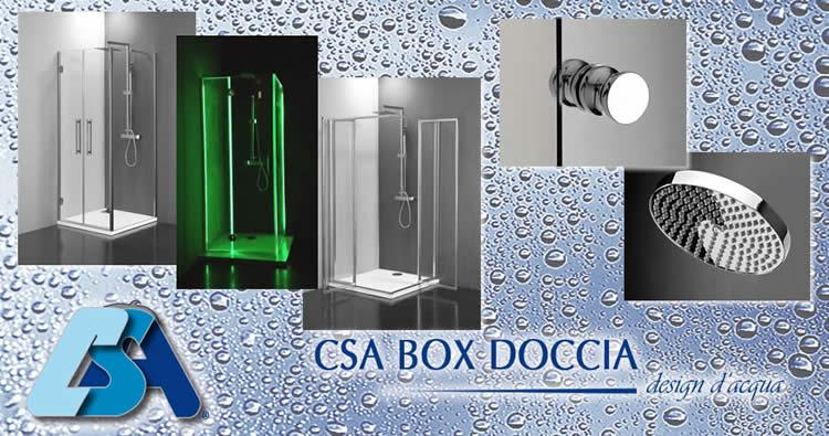 CSA Box Doccia- vendita pannelli box doccia reversibili