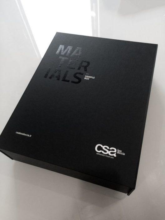 CSA Advertising: Campionario