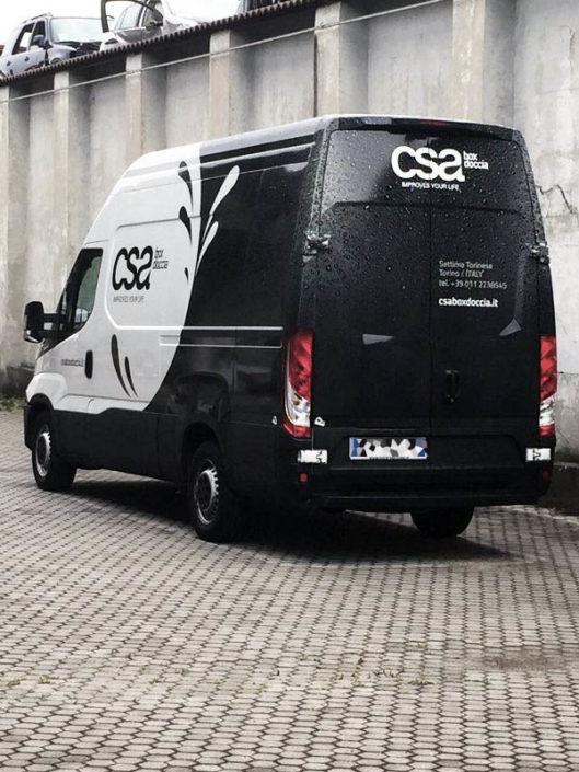 CSA Advertising: Mezzi aziendali