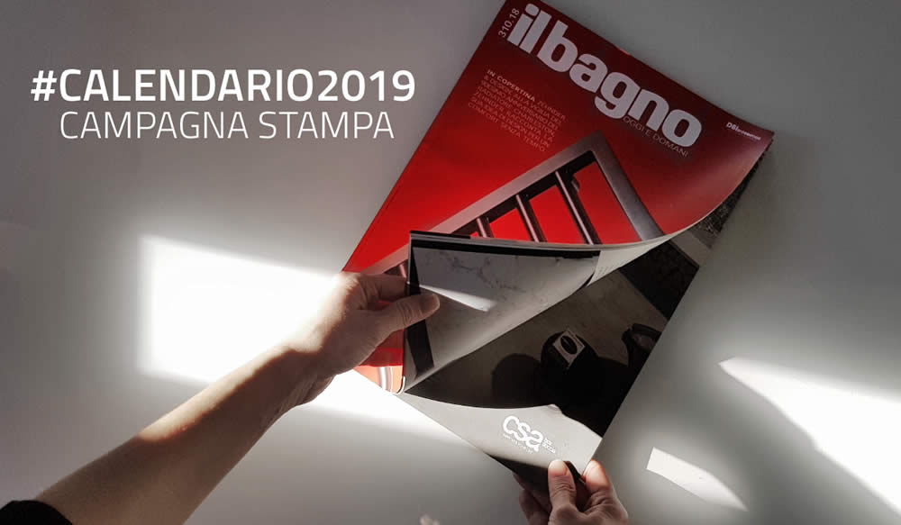 Campagna stampa 2019