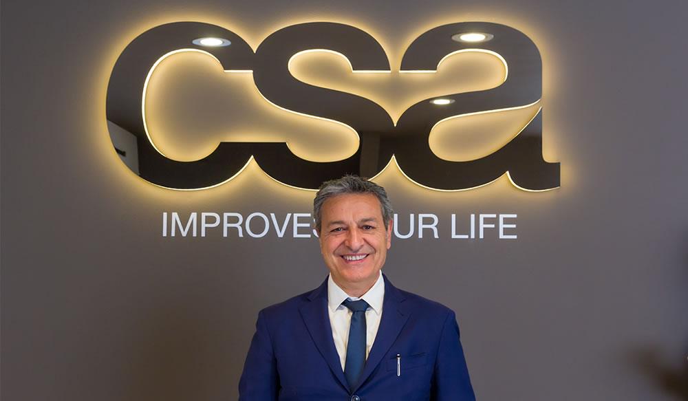 Fortunato D'Agostino - CEO CSA Box Doccia S.r.l.